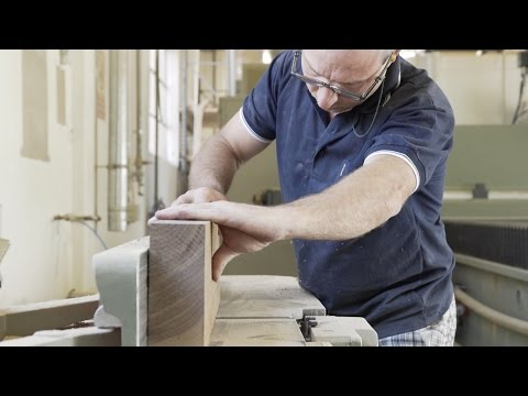 Crafting wooden iPad stand Yohann Wood