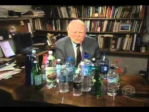 Andy Rooney  Bottled Water