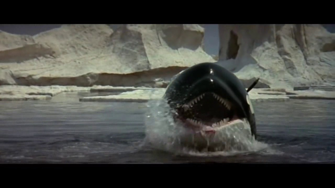Movie Monster arena ep3: Jaws VS Orca (ORCA ending)