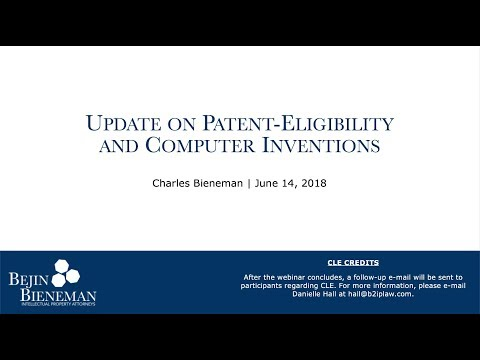 Update on Patent-Eligibility and Computer Inventions