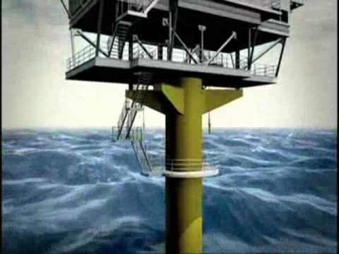 Parque eólico offshore en Norfolk (UK)