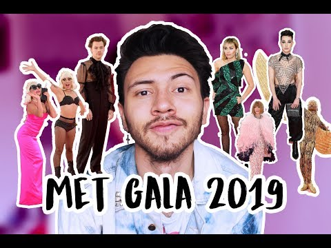 MET GALA 2019 FUNNY REVIEW  Niculos M