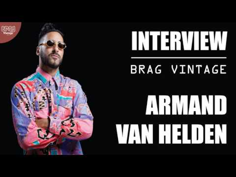 Armand Van Helden | Interview with Gareth Dye (Brag Vintage)