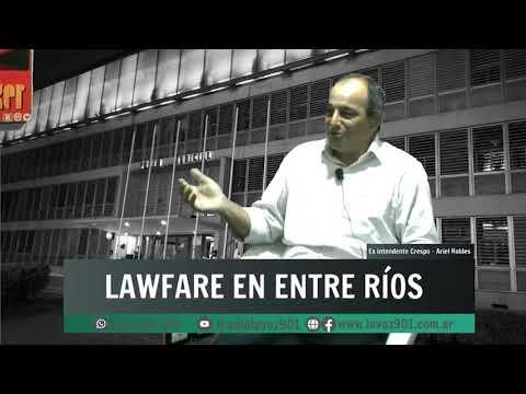 Esto No Es TV - ep 5 | ¿#Lawfare en Entre Ríos? El exintendente de Crespo cuenta su caso