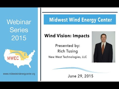 Wind Vision: Impacts