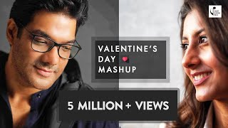 #Valentine'sDayLoveSongs Mash Up | Vineet Dhingra | Ft Avantika Chaudhary|