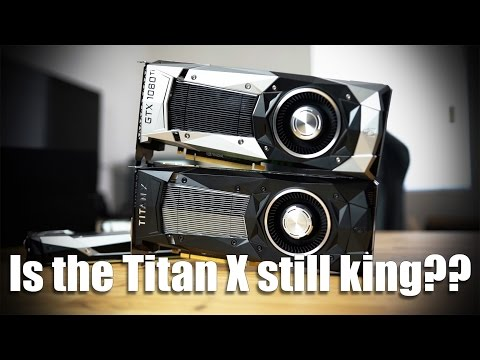Let's review the 1080Ti...