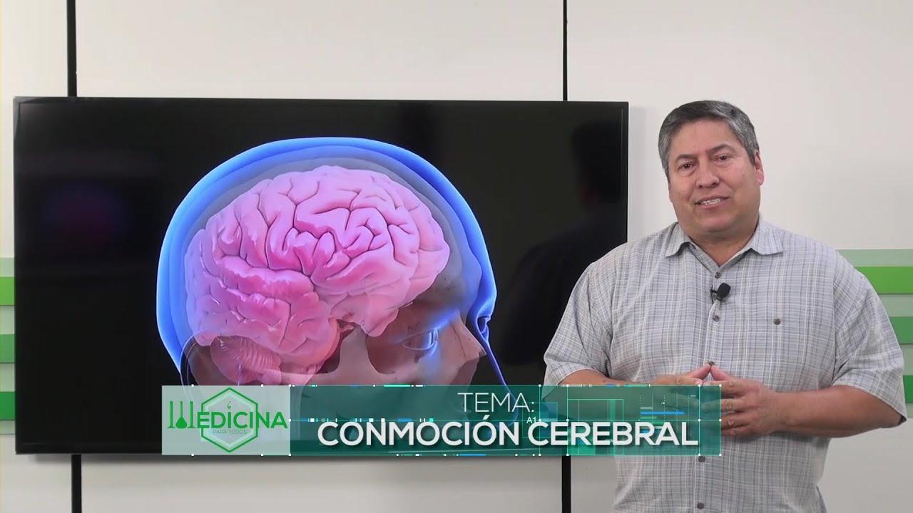 Lesión en la cabeza conmoción cerebral leve