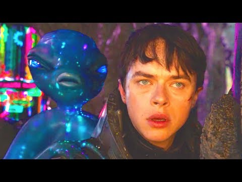 Thumbnail: Valerian and the City of a Thousand Planets Trailer #3 2017 Movie - Official
