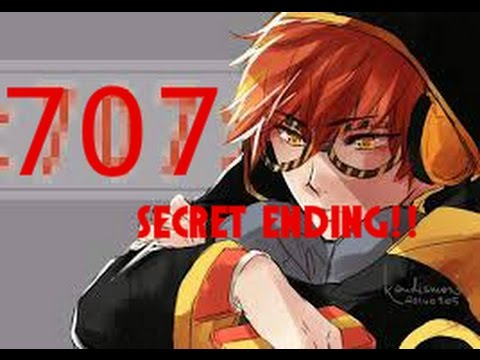 【Mystic Messenger】707 Secret Ending【Fandub】