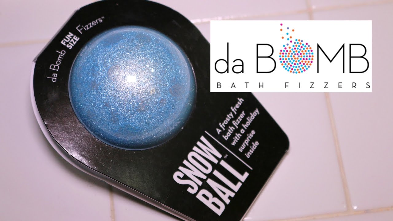 Da Bomb Fizzers DEMO - Underwater - Review at Target! - SNOW BALL ...