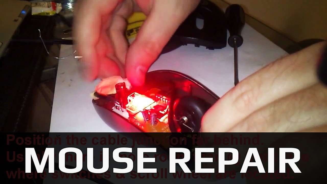 hight resolution of logitech computer mouse usb cable repair