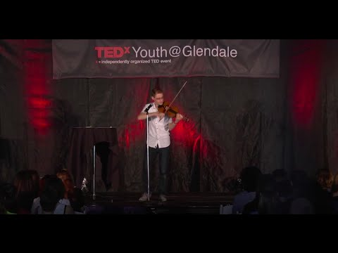 A Life of Creating Music  Robert Dunger  TEDxYouth@Glendale