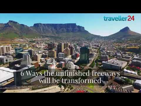 6 Possible ways Cape Town's unfinished freeway bridges will be transformed