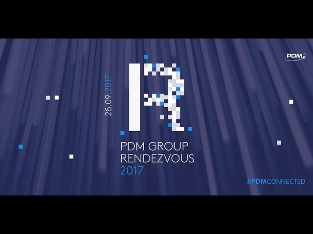 PDM Group 🍸 Rendezvous 2017