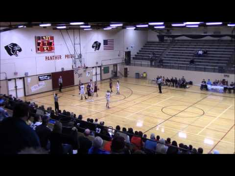 Flathead Valley Homeschool vs  Billings Christian School February 12, 2016
