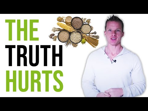 TRUTH ABOUT WHOLE GRAINS - 4 REASON YOU SHOULD...