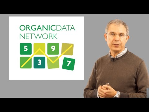 Tutorial on the use of ORganic Market data Manual and CODE of Practice (Dec 2014)