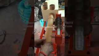 Pedestal Core Cutter