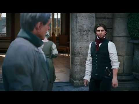 Assassin's Creed Unity Walkthrough Part 1 I Memories of Versailles I PS4 Gameplay