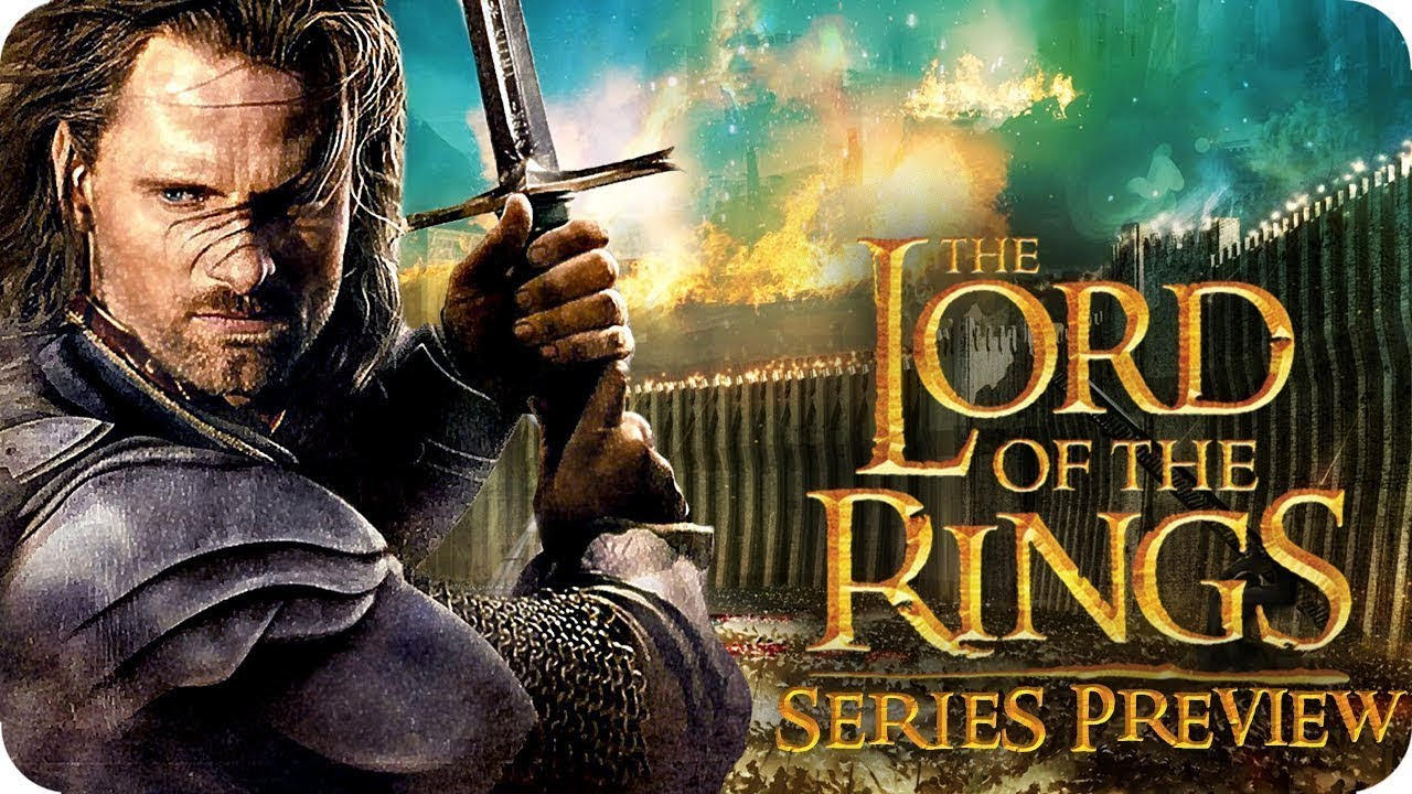 LORD OF THE RINGS Series Preview (2020) All you need to know about the LotR Amazon Series! - YouTube