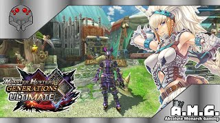 Monster Hunter Generations Ultimate Nintendo Switch | Presented by Absolute Monarch Gaming