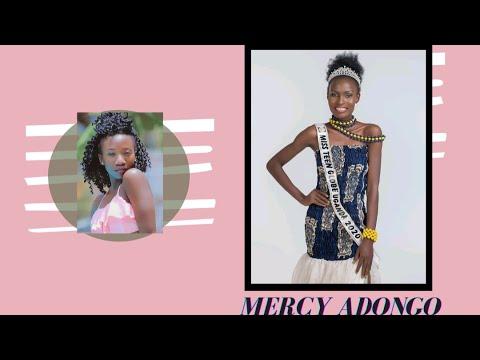 A Virtual Q & A with Miss Teen Globe Uganda Mercy Adongo