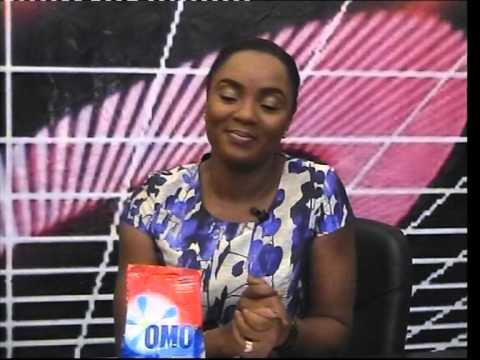 Chioma Chukwuka In Umuahia With Omo Fast Action