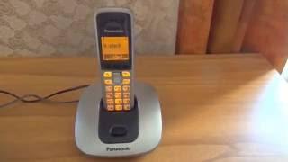 Funktionsprüfung- Telefon Pana…