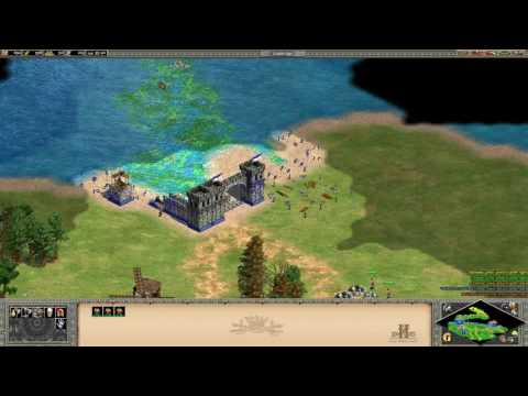 Let's Play AoE 2, Joan Of Arc Episode 4: Hoisted By My Own Petard