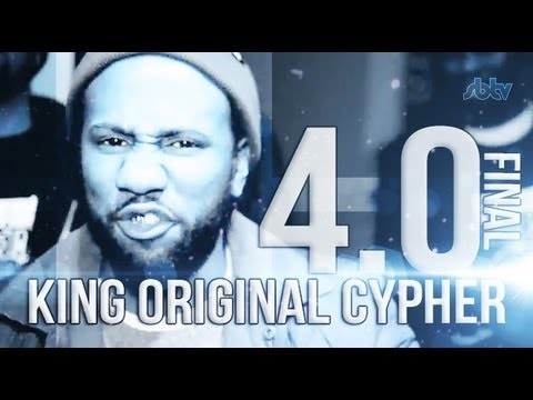 King Original ft D Double E, G Man, Footsie & Chronik [CYPHER]: SBTV