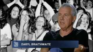 Daryl Braithwaite interview from