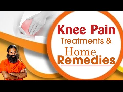 Knee Pain Treatments, And Home Remedies | Swami Ramdev