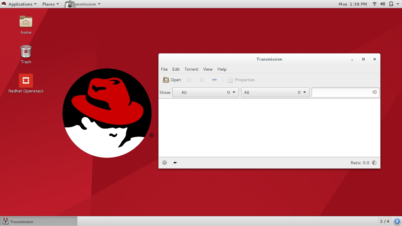 how to install torrent client in redhat - YouTube