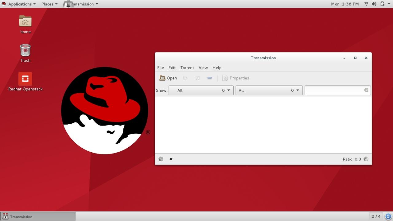 torrents for red hat enterprise linux