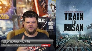 """Train To Busan"" South Korean Trailer Reaction Review"