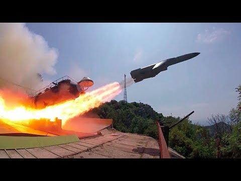 «Утес» против «Адмирала Макарова»: ракетные стрельбы у Черного моря