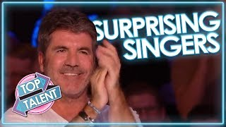 INCREDIBLE UNEXPECTED SINGERS on Got Talent | Top Talent MP3