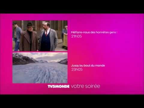 Soirée TV5 Monde