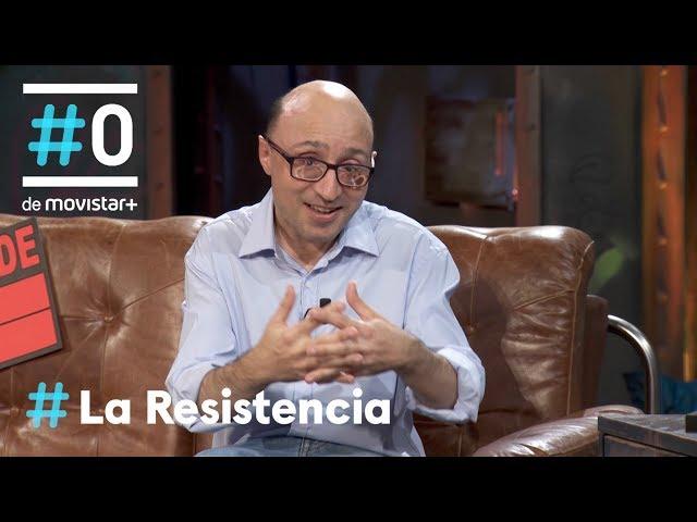 LA RESISTENCIA - Entrevista a Jesús Vidal | #LaResistencia 12.09.2019