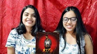 Here & There - Karan Aujla REACTION Video by Bong girlZ 😍❤ | Tru-Skool | BTFU