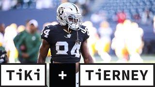 The Raiders Need To RELEASE Antonio Brown ASAP | Tiki + Tierney