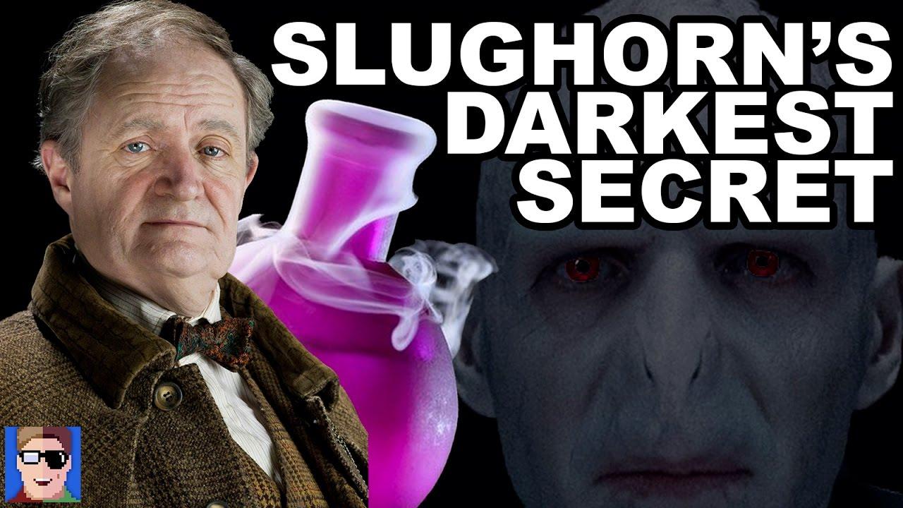 Harry Potter' Theory: Professor Slughorn's DARKEST SECRET!