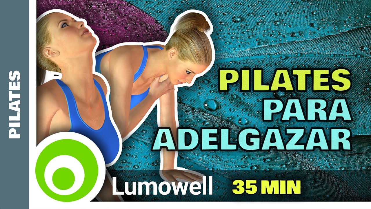 Pilates Quema Grasa  Para Adelgazar