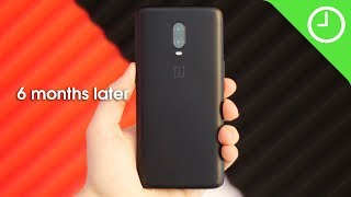OnePlus 6T - 6 months later: The best value Android!