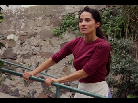 Raffaela O'Neill in Labbra Mute (Italian film)