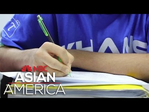 Re-Examined: Growing Tutoring Market Highlights Gaps In Public Education | NBC Asian America