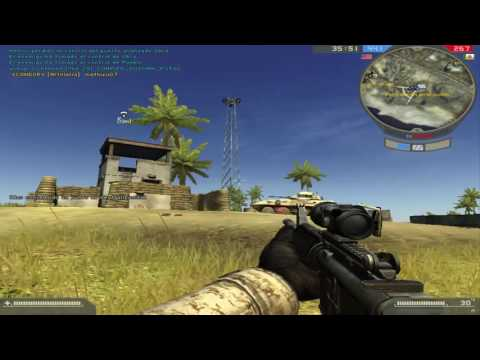 how to play battlefield 2 on gameranger