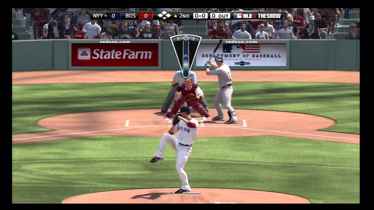 2k11 Yankees Vs Red Sox Box