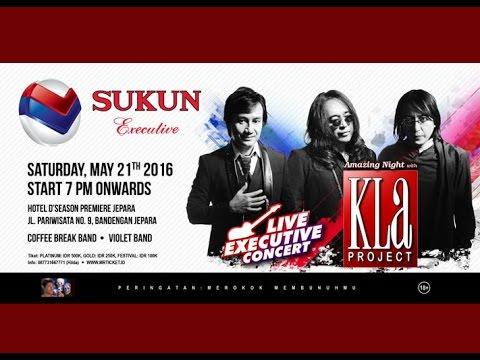 Sukun Executive presents KLa Project 2016 - Hotel D'Season Premiere Jepara